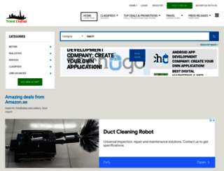 totaldubai.com screenshot