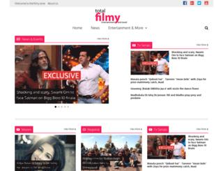 totalfilmy.com screenshot