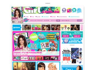 totalgirl.com screenshot