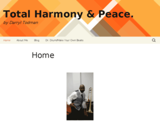 totalharmonyandpeace.com screenshot