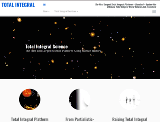 totalintegral.com screenshot