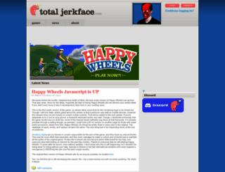 totaljerkface.com screenshot
