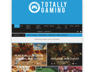 totallygn.com screenshot