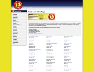 totallylocal.com screenshot