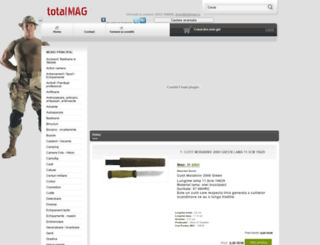 totalmag.ro screenshot