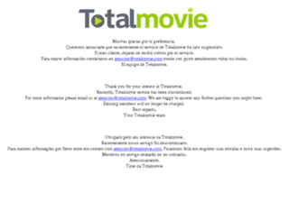 totalmovie.com screenshot