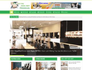 totalnailart.com screenshot