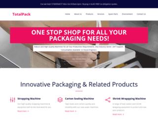 totalpack.in screenshot