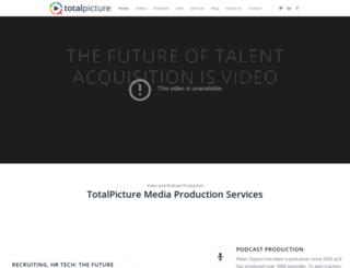 totalpicture.com screenshot