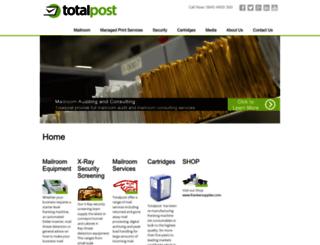 totalpost.com screenshot