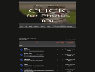 totalranger.creatuforo.com screenshot
