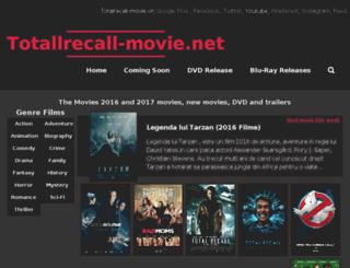 totalrecall-movie.net screenshot