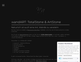 totalstonecenter.de screenshot