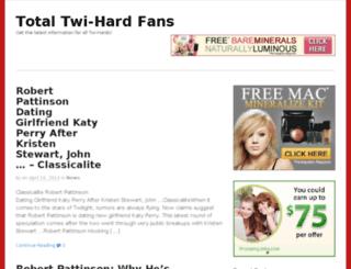 totaltwihards.com screenshot