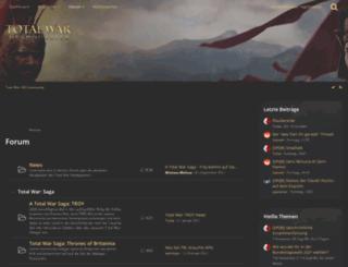totalwar-hq.de screenshot
