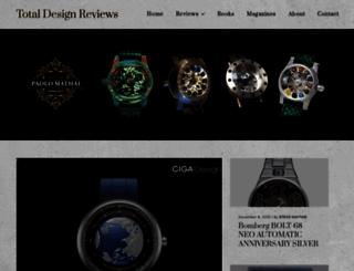 totalwatchreviews.com screenshot