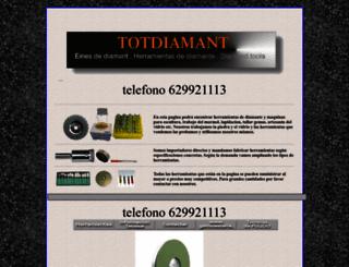 totdiamant.com screenshot