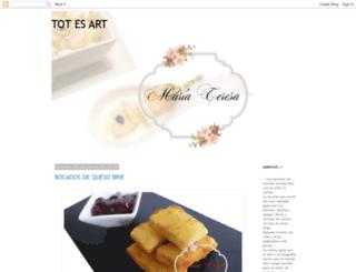 totesart-teresa.blogspot.com screenshot