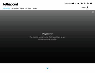 tothepoint.co.uk screenshot