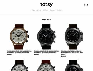 totsy.com screenshot
