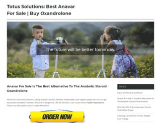 totus-solutions.com screenshot