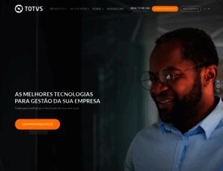 totvs.com.br screenshot
