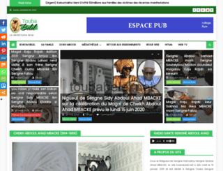 toubabelel.net screenshot