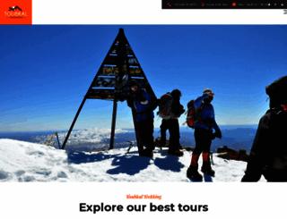toubkal-trekking.com screenshot