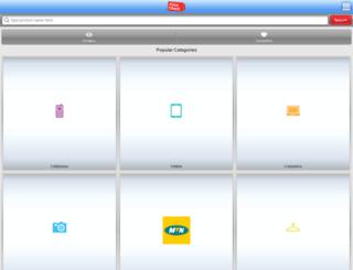 touch.pricecheck.com.ng screenshot