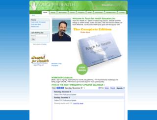 touch4health.com screenshot
