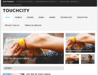 touchcity.in screenshot