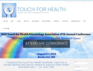 touchforhealth.us screenshot