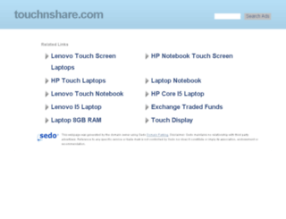 touchnshare.com screenshot