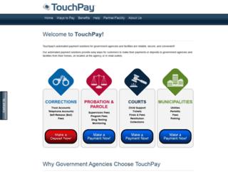 touchpaydirect.com screenshot
