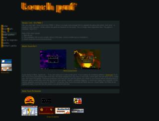 touchpuf.com screenshot