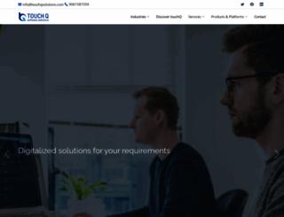 touchqsolutions.com screenshot