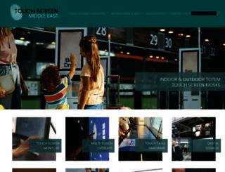 touchscreen-me.com screenshot