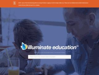 touchstone.illuminatehc.com screenshot