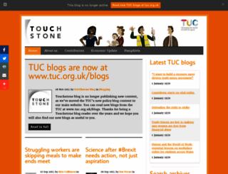 touchstoneblog.org.uk screenshot