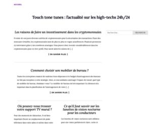 touchtonetunes.com screenshot
