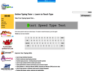 touchtype.co screenshot