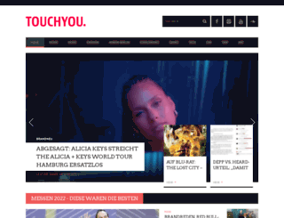 touchyou.de screenshot