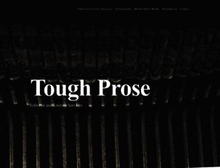 toughprose.com screenshot