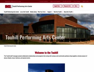touhill.org screenshot