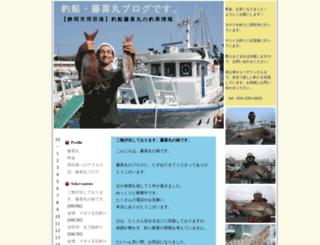 touki-maru.jugem.jp screenshot
