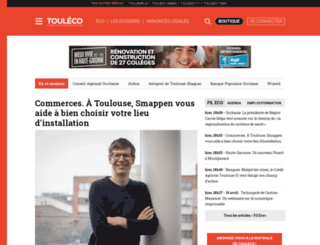 touleco.fr screenshot