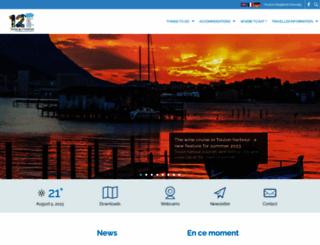 toulontourisme.com screenshot