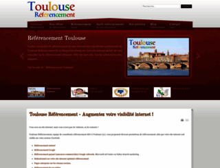 toulouse-referencement-31.fr screenshot