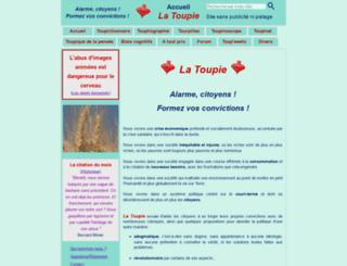toupie.org screenshot