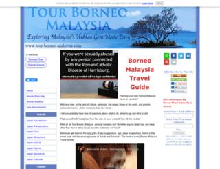 tour-borneo-malaysia.com screenshot